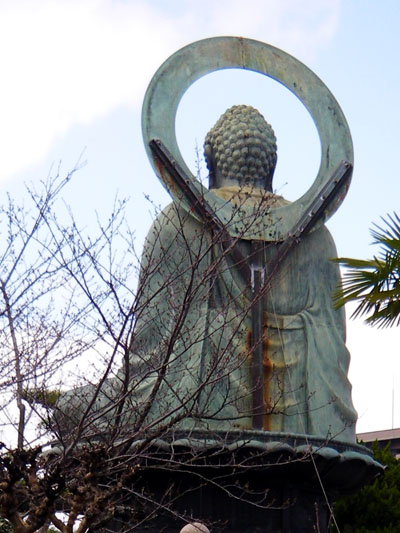 東光園大仏(広島県広島市): 大仏の殿堂